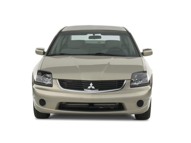 2008 Mitsubishi Galant 4-door Sedan ES Front Exterior View