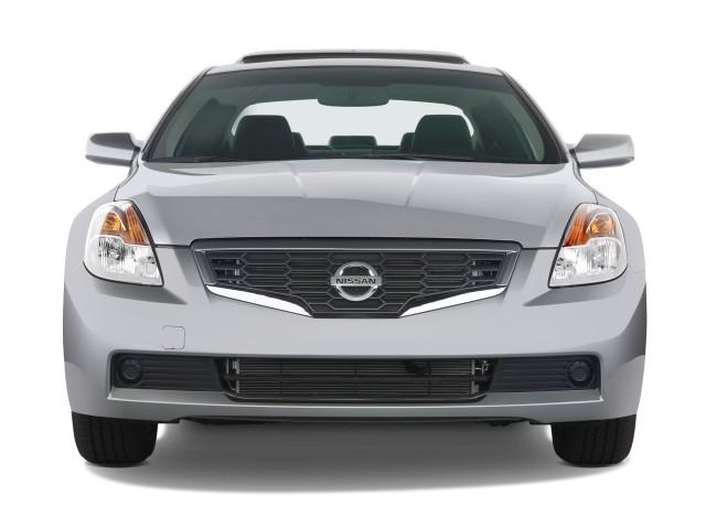 2008 Nissan Altima 2-door Coupe I4 Man S Front Exterior View