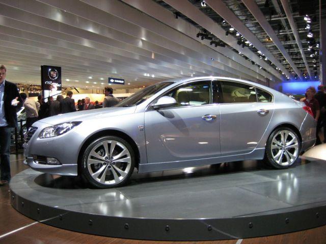 2008 Opel Insignia