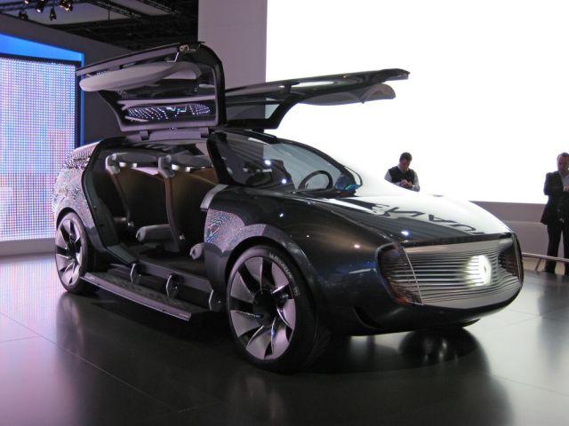 2008 Renault Ondelios Concept