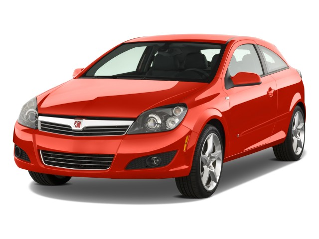 2008 Saturn Astra 3dr HB XR Angular Front Exterior View