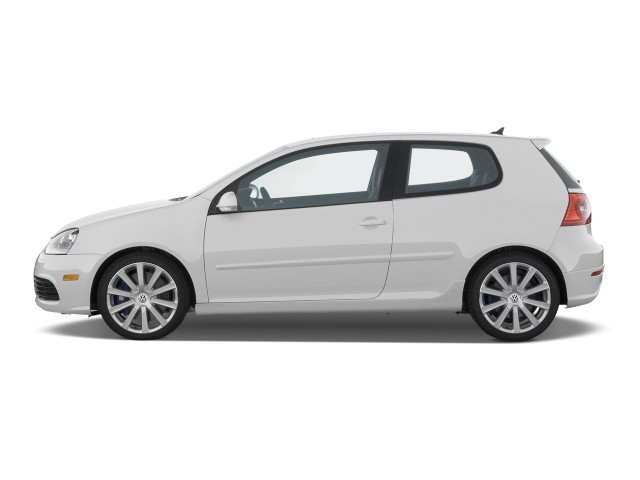2008 Volkswagen R32 2-door HB *Ltd Avail* Side Exterior View