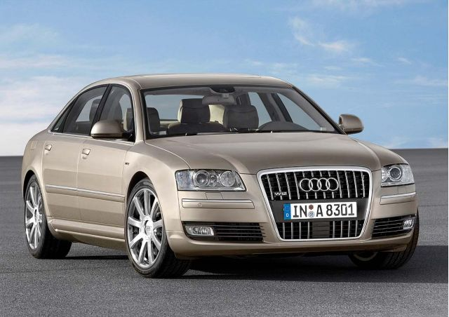 2008 audi a8 review ratings specs prices and photos the car connection. Black Bedroom Furniture Sets. Home Design Ideas