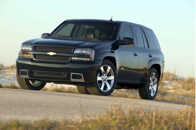 2008 Chevrolet TrailBlazer SS
