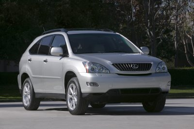 2008 Lexus Rx 350 Review Ratings Specs Prices And