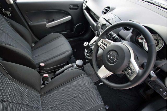 2008 Mazda2