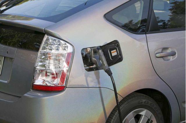 2008 Prius Plug-in Hybrid prototype