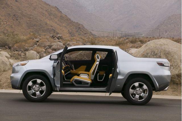 Scion to Build Small Pickup Truck?