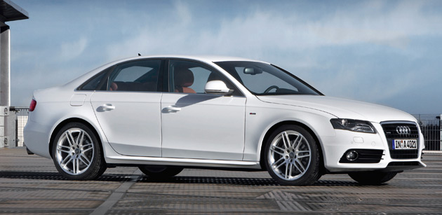 Audi's B8 A4 remains the most important vehicle in the carmaker's lineup
