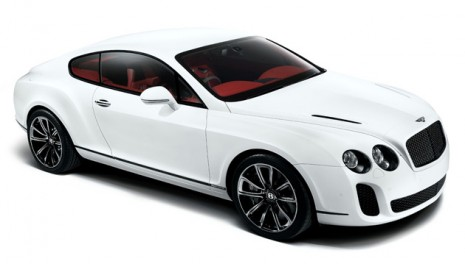 2009 Bentley Continental Supersports Biofuel
