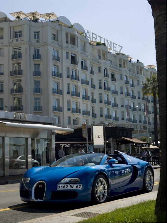 2009 Bugatti Veyron 16.4 Grand Sport