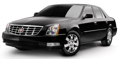 2009 Cadillac DTS w/1SA