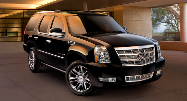 2009 Cadillac Escalade Hybrid Platinum