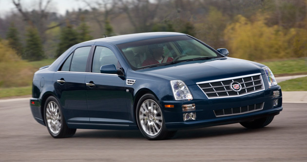 "The baby Caddy is due within the next ""24 to 30 months"" and will be followed by a sedan bigger than the current STS"