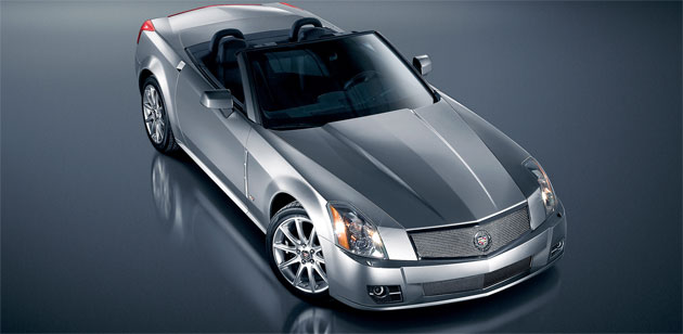 The Cadillac XLR is to be one of the victims