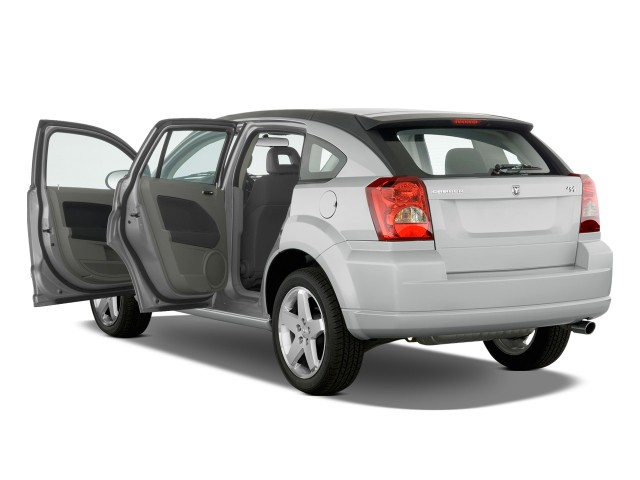 2009 Dodge Caliber 4-door HB R/T Open Doors