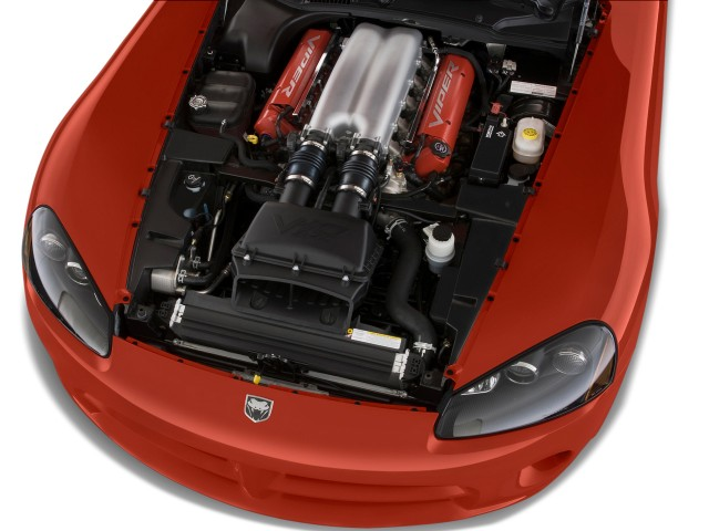 Engine - 2009 Dodge Viper 2-door Convertible SRT10