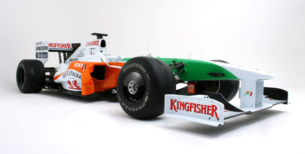 The brand new VJM02 will make its first on-track appearance in Jerez, Spain, this week