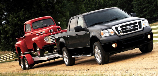 Navistar's contract to supply diesel engines for the F-150 will end this year