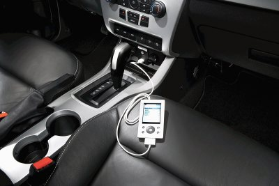 2009 Ford Focus iPod