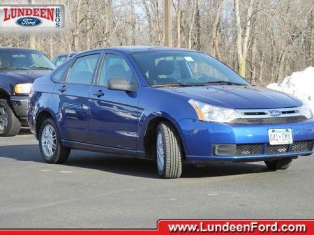 2009 Ford Focus used car