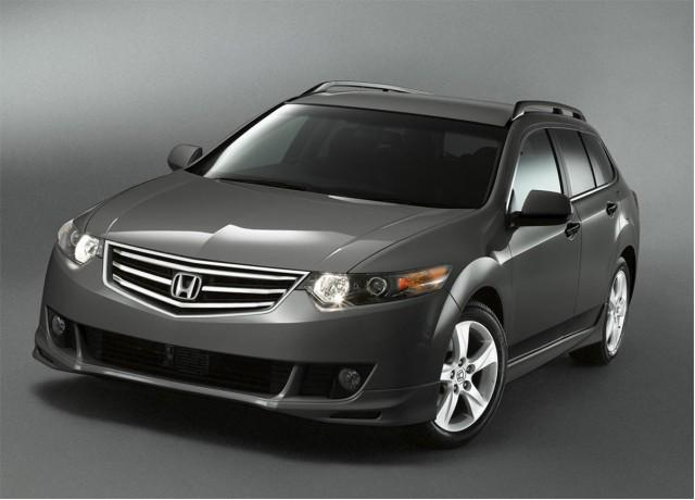 2009 Honda Accord Euro Wagon