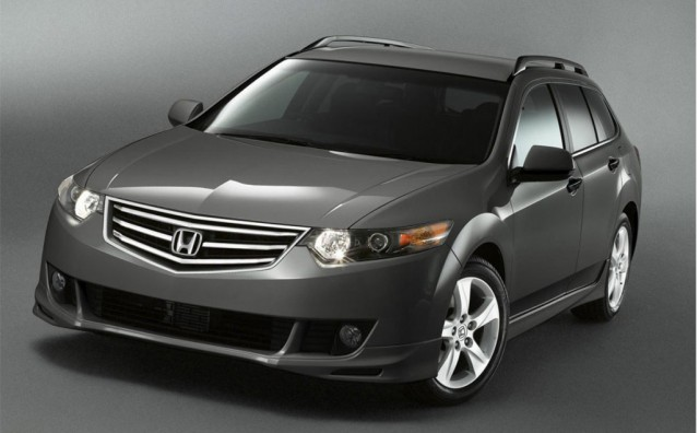 2009 Honda Accord Euro Wagon