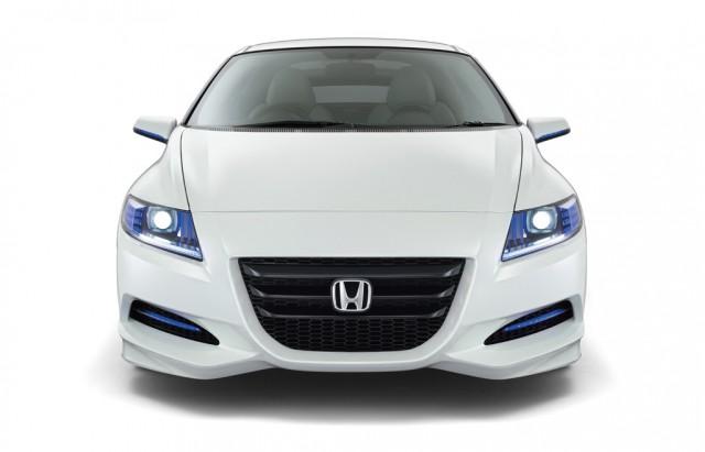 2009 Honda CR-Z concept car