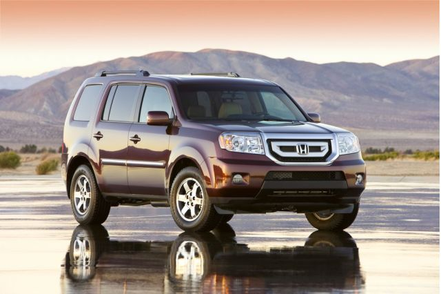2009 Honda Pilot Review Ratings Specs Prices And Photos The Car Connection