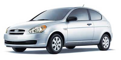 2009 Hyundai Accent Man GS