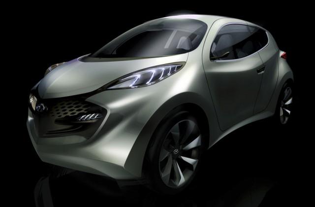 2009 Hyundai ix-Metro concept car