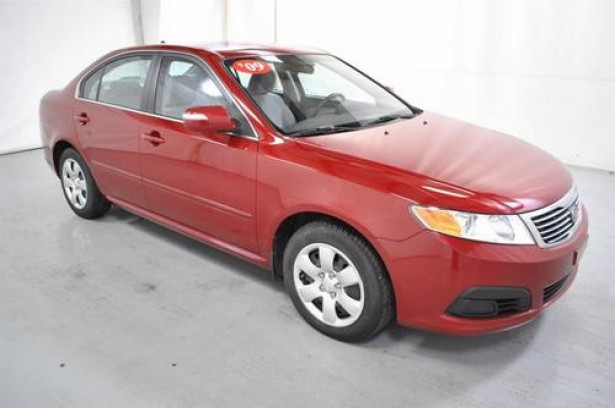 2009 Kia Optima used car