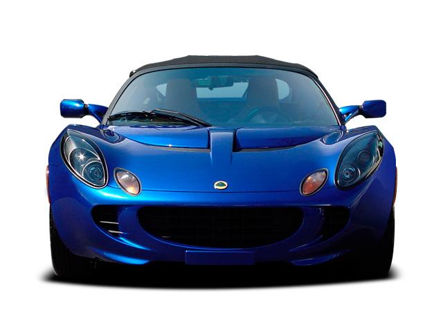 2009 Lotus Elise 2-door Convertible Front Exterior View