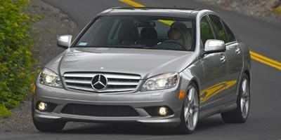 2009 Mercedes Benz C Class 3.0L Sport 4MATIC AWD