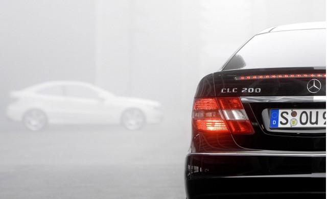 2009 Mercedes-Benz CLC-Class