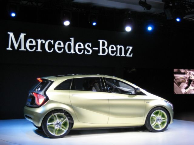 2009 Mercedes-Benz Concept BlueZERO