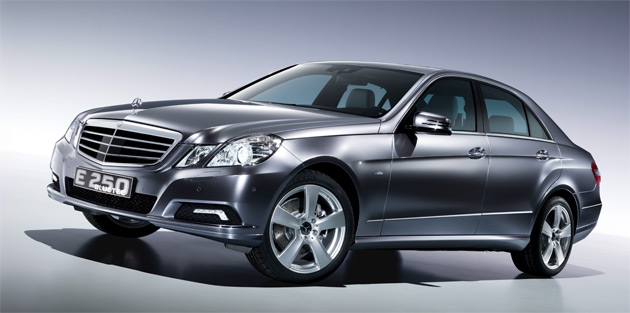 The new concept previews a four-cylinder diesel E-Class that could eventually be sold in the U.S.