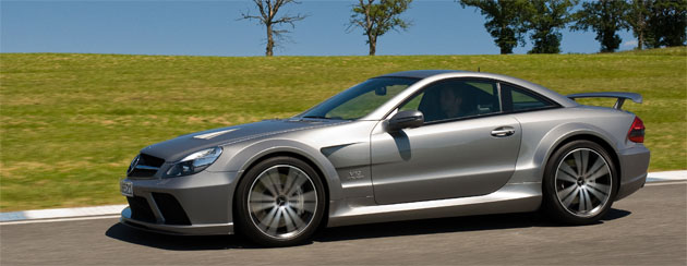 Engine stop-start and direct-injection technologies will be joined by weight saving construction methods already seen in the SL65 Black Series