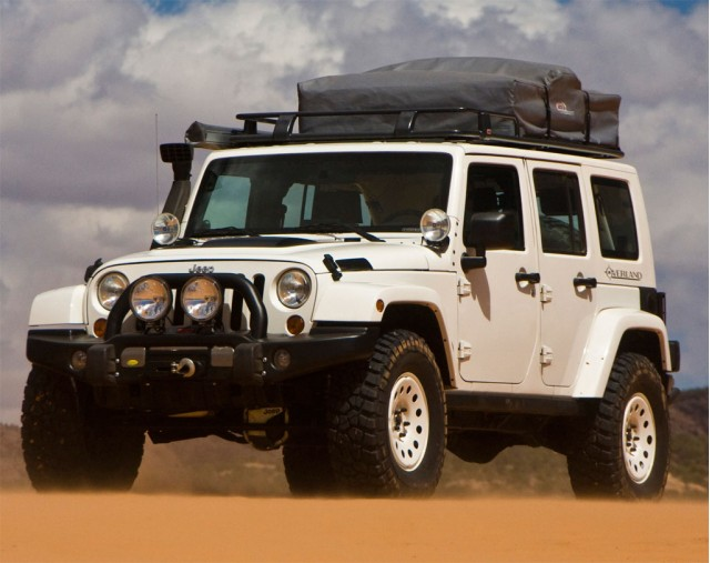 2009 Mopar Jeep Wrangler Overland