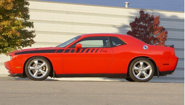 2009 Moparized Dodge Challenger
