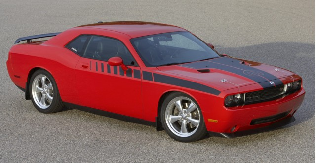 2009 Moparized Dodge Challenger