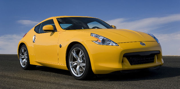 The 370Z Nurburgring edition will limited to just 80 examples and offered exclusively in yellow