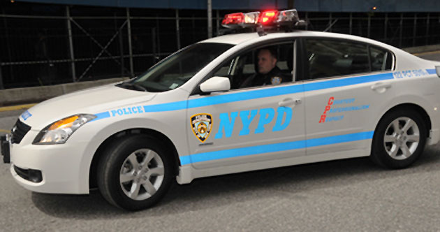 40 of the hybrids will be delivered to police across New York City
