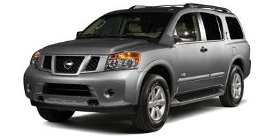 2009 Nissan Armada SE