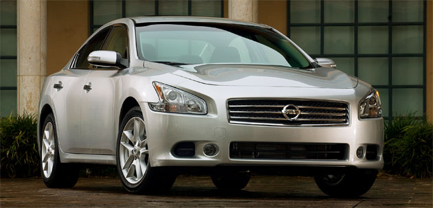 The oil burner will even be coming to the U.S. in the Nissan Maxima, though not until 2010