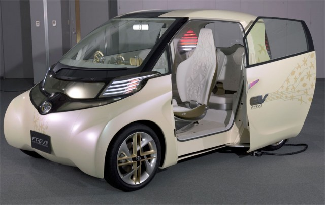 Toyota Kills Tiny TwoSeat Electric Car It Doesnt Believe In