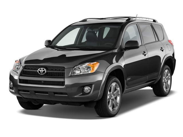 2009 Toyota Rav4 Four Cylinder No Longer The Baby Of The
