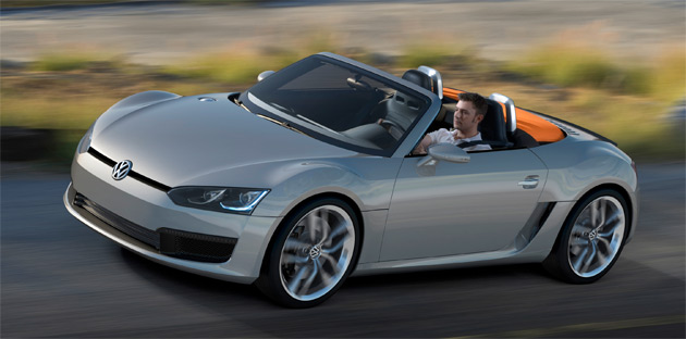 Bluesport models would integrate VW's BlueMotion eco-friendly technologies in a sports car package