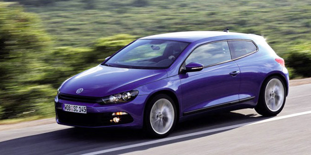 Reports that VW was considering bringing the Scirocco as a limited edition model lived on for nearly a year