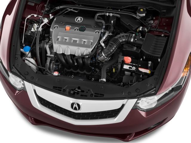 Engine - 2010 Acura TSX 4-door Sedan I4 Auto